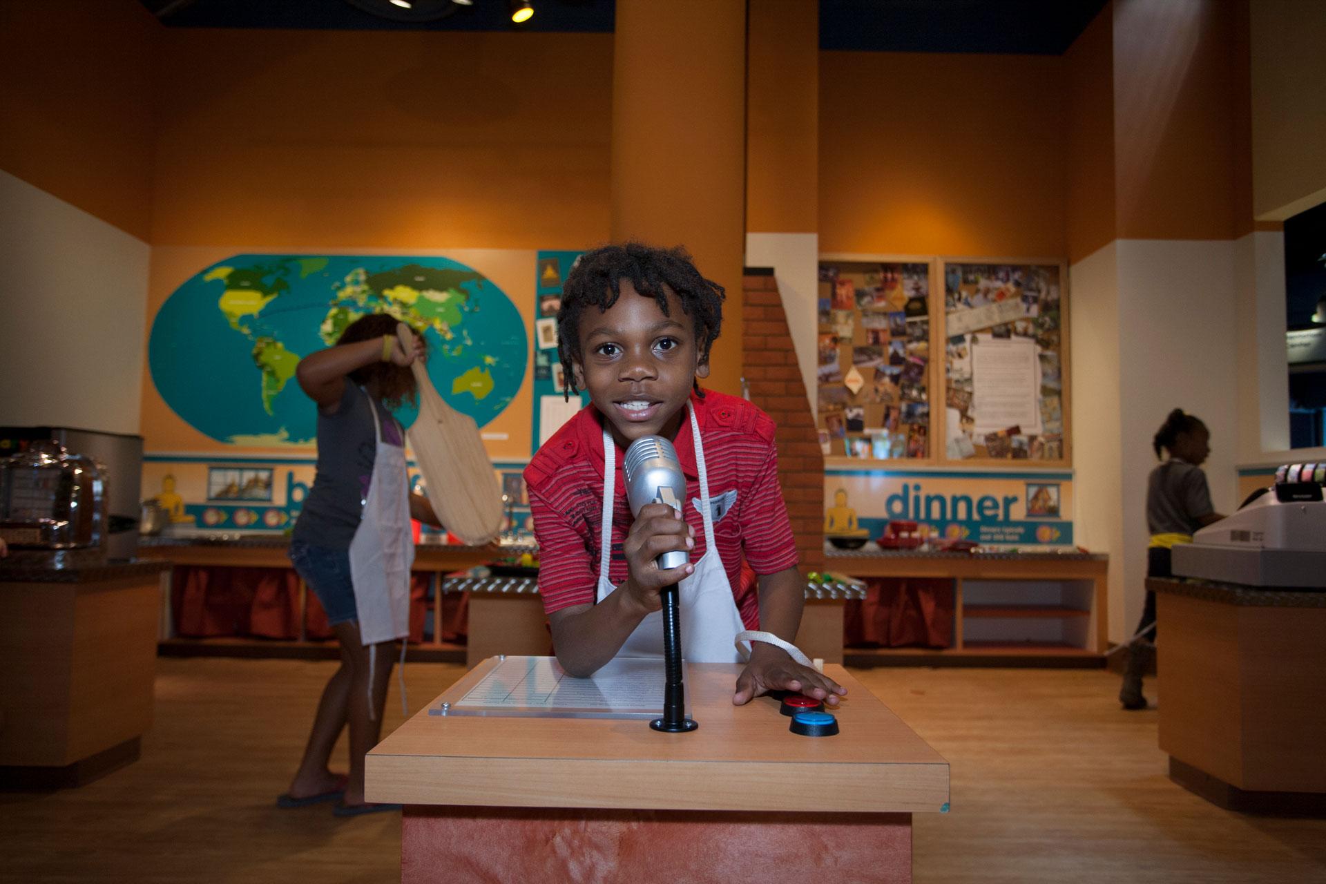 History & Mission - CMON Childrens Museum
