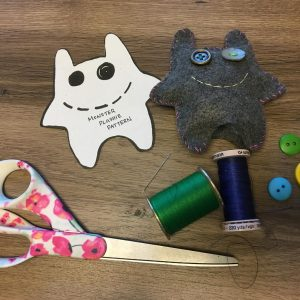 Sew Much Fun in Curious Kids!