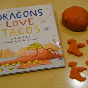 Mini Wonders Mini Series: Taco Play Dough
