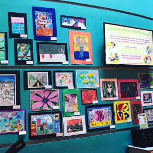 Local Art Showcased at C'mon