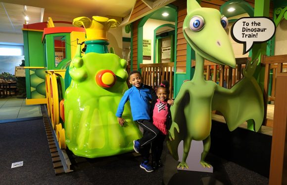 Dinosaur Train: The Traveling Exhibit